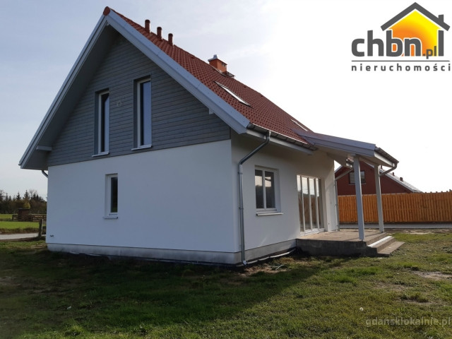 Nowy, funkcjonalny dom z poddaszem użytkowym!!