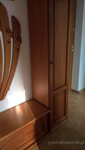 Wynajmę 2-pokojowe mieszkanie w Gdańsku Wrzeszcz ul. Dmowskiego.